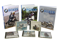 BMW R1200R / RT / RS LC Literatur