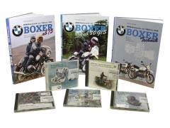 BMW R1100RT, R1100RS, R1100S Literatur