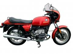 BMW R100, R100RT/RS, R100CS ´81-´84