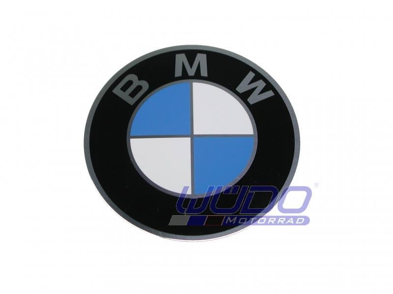 tank emblem 70mm von wüdo für, bmw rs, rt, wüdo motorrad